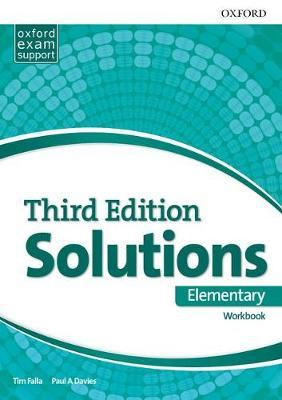 Solutions Elementary 3rd Edition WorkBook