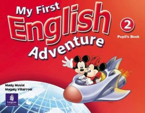 My First English Adventure 2 Pupil's Book