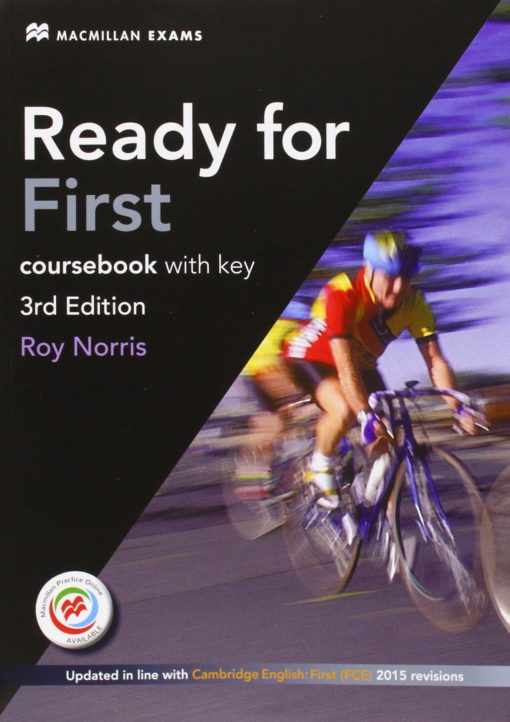 Ready for First 3rd Edition course book