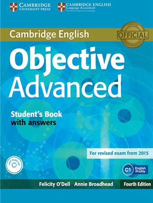 Objective Advanced 4th Edition student's book