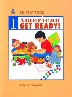 American Get Ready 1 Pupil's Book