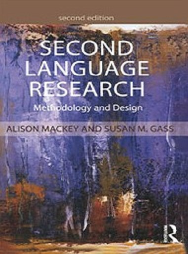 Second Language Research 2nd Edition