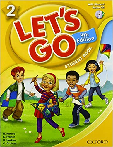 let's go 2 Fourth Edition Student's Book + Workbook