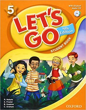 let's go 5 Fourth Edition Student's Book + Workbook