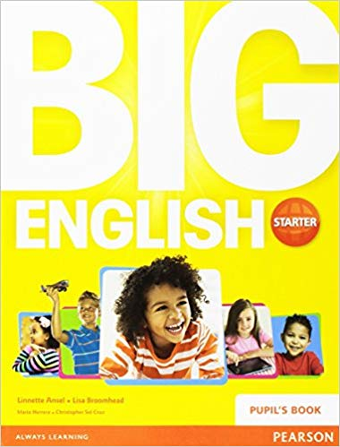 BIG English Starter First edition student's book