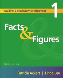 Reading & vocabulary development 1 Facts and Figures