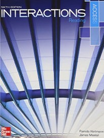 Interactions Access Reading 6th Edition