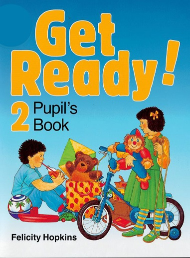 Get Ready 2 student book