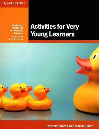 Activities for Very Young Learners +CD