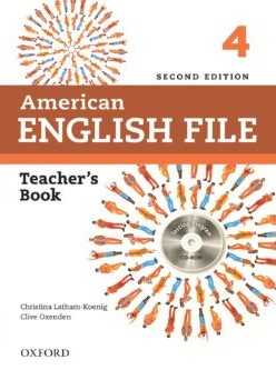 American English File 4 2nd Edition Teacher's Book