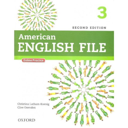 American English File 3 2nd Edition student's book