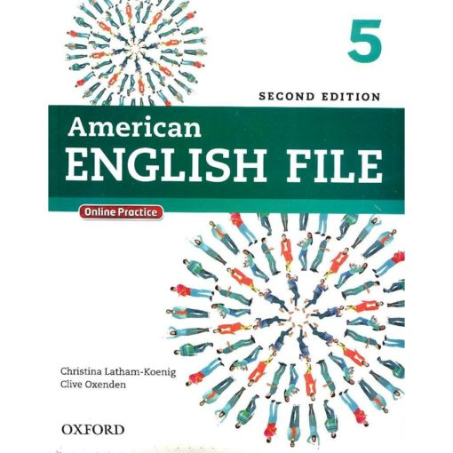 American English File 5 2nd Edition student's book