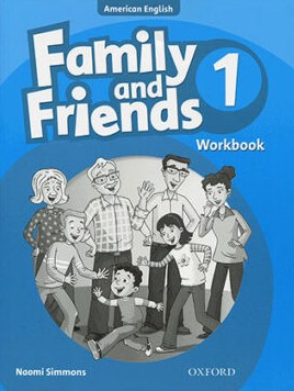 American Family and Friends 1 workbook