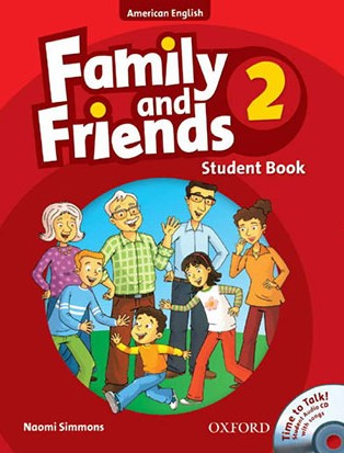 American Family and Friends 2 student's book