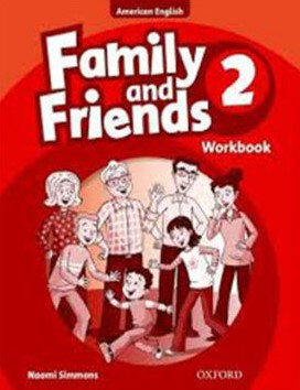 American Family and Friends 2 workbook