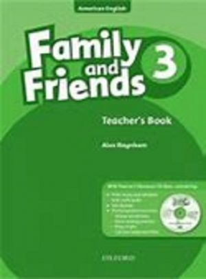 American Family and Friends 3 Teacher book