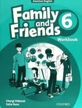American Family and Friends 6 workbook