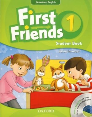 American First Friends 1 student book
