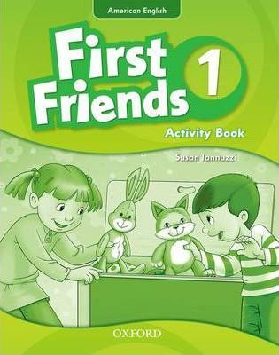 American First Friends 1 activity book