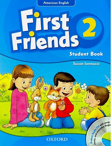 American First Friends 2 Students Book