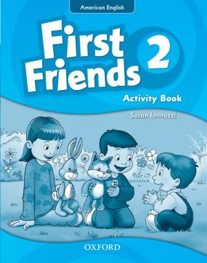 American First Friends 2 activity book