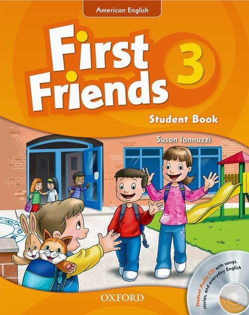 American First Friends 3 Students Book