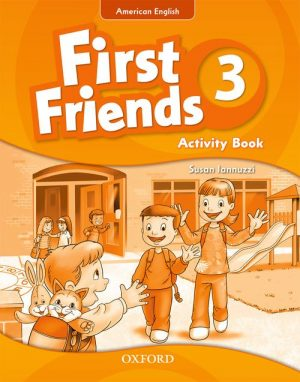 American First Friends 3 activity book