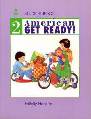 American Get Ready 2 student book