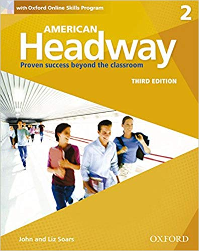 American Headway 2 Third Edition student's book