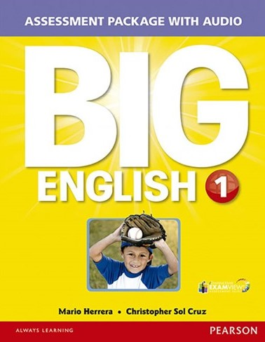 Big English 1 Assessment Package+CD