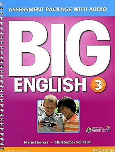 Big English 3 Assessment Package+CD