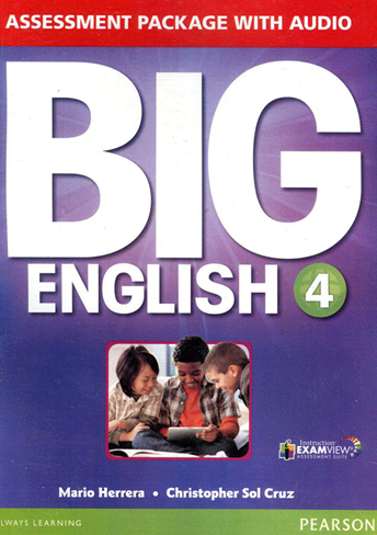 Big English 4 Assessment Package+CD