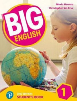 BIG English 1 Second edition student's book