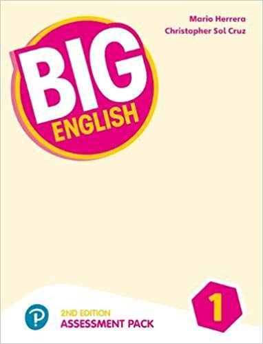 BIG English 1 Second edition Assessment Pack