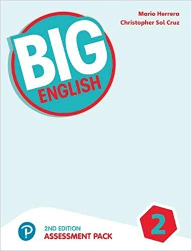 BIG English 2 Second edition Assessment Pack