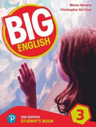 BIG English 3 Second edition student's book