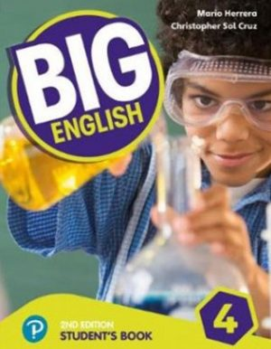 BIG English 4 Second edition student's book
