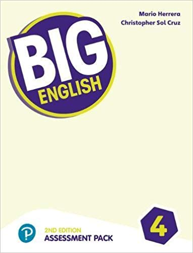 BIG English 4 Second edition Assessment Pack