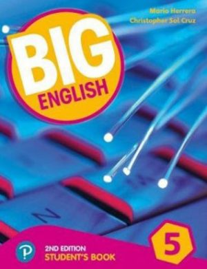 BIG English 5 Second edition student's book