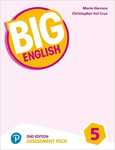 BIG English 5 Second edition Assessment Pack