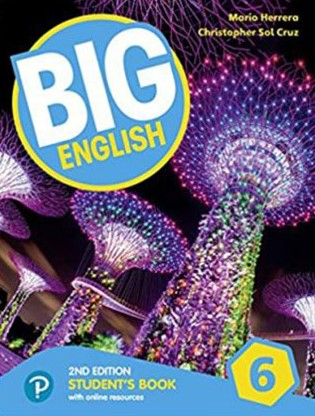 BIG English 6 Second edition student's book