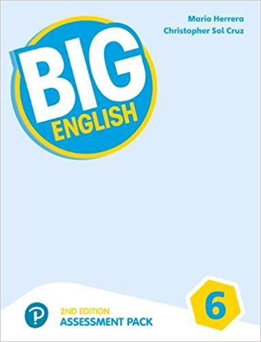 BIG English 6 Second edition Assessment Pack