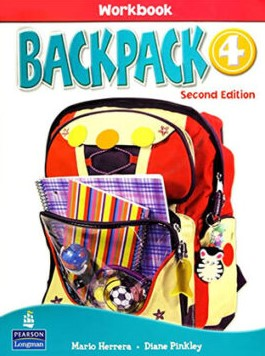 Backpack 4 Second Edition workbook