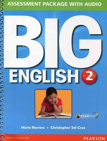 Big English 2 Assessment Package+CD