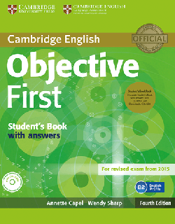 Objective first students books 4th Edition