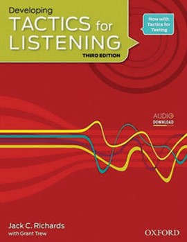 Developing Tactics for Listening 3rd Edition