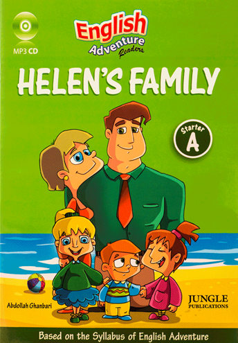 English Adventure Starter A Helens Family