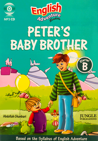 English Adventure Starter B peters baby brother