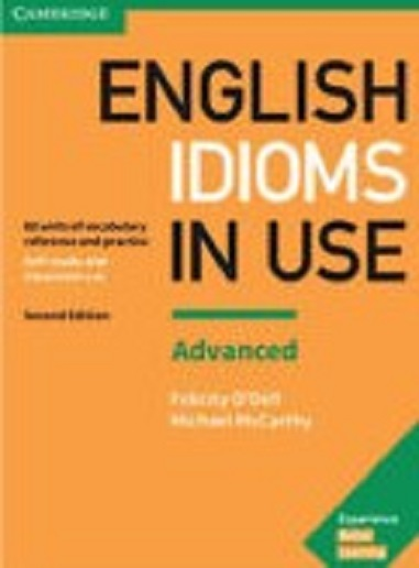 English Idioms in Use series 2nd Edition Advanced