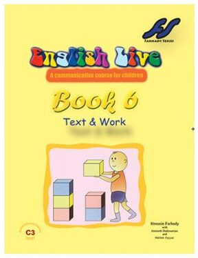 English Live 6 Text and Work Book